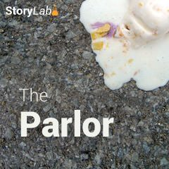 Cover for The Parlor e-book